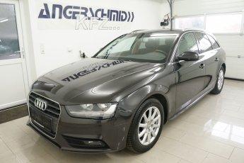 Audi A4 Avant LV