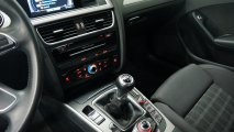 Audi A4 Avant Mittelkonsole