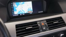 BMW 525d touring - Navigation