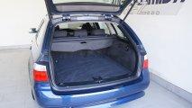 BMW 525d touring - Kofferraum