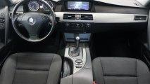 BMW 525d touring - Cockpit