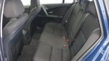 BMW 525d touring - Sitze hinten