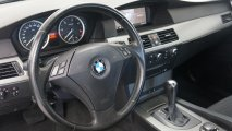 BMW 525d touring - Lenkrad