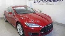 Tesla Model S 70D RV