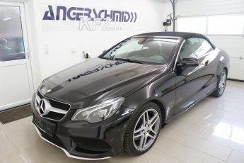 Mercedes-Benz E220 Bluetec Cabrio - LV