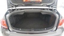 Mercedes-Benz E220 Bluetec Cabrio - Kofferraum