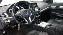 Mercedes-Benz E220 Bluetec Cabrio - Lenkrad