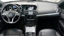 Mercedes-Benz E220 Bluetec Cabrio - Armaturenbrett