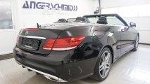 Mercedes-Benz E220 Bluetec Cabrio - RH offen