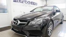 Mercedes-Benz E220 Bluetec Cabrio - Seite LV