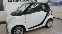 smart forTwo electric drive (mit Kaufbatterie - KEINE Miete!) smart forTwo electric drive Außenansicht