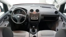 VW Caddy Cockpit