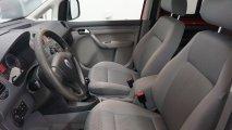 VW Caddy Sitze vorne