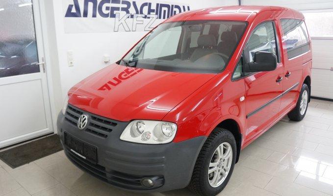 VW Caddy LV